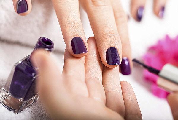 Manicure Completa + Esmaltado Permanente, Vitacura