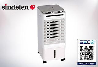 Enfriador de aire 60 W 6 litros EEA-350 Sindelen