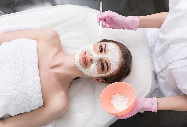 ¡Oferta!Limpieza Facial Arcilla Blanca + Máscara de Colágeno
