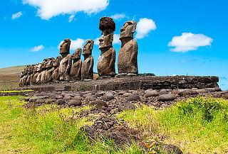 ¡Isla de Pascua 1er semestre 2020!: Aéreo + Camping Mihinoa
