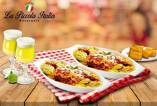 2 Tripastas + 2 Pisco Sour + 6 Empanaditas de queso Piccola