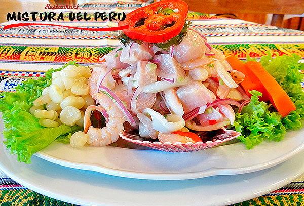 Almuerzo o Cena para 2 en Mistura del Perú Santa Isabel