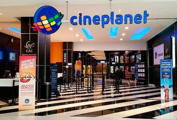 2 Entradas a Cineplanet ¡Sucursal a Elección!