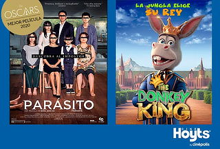 1 o 2 Entradas Para CineHoyts ¡Lunes a Domingo!