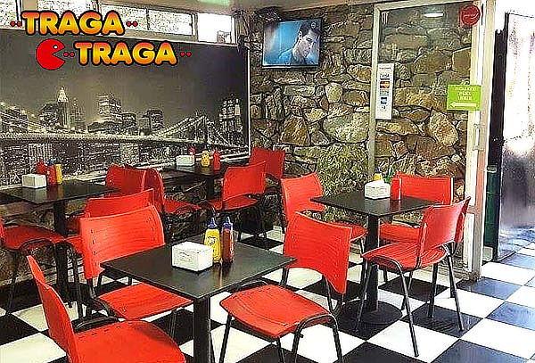 4 Sándwich de Mechada + Bebida 1.5 Litros + Papas Fritas