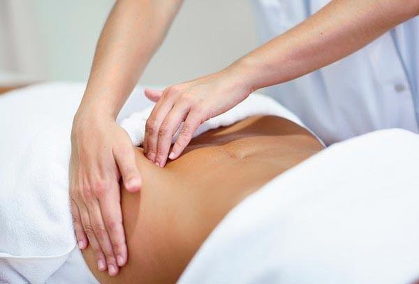 6 sesiones de Masaje reductivo abdomen + Yesoterapia