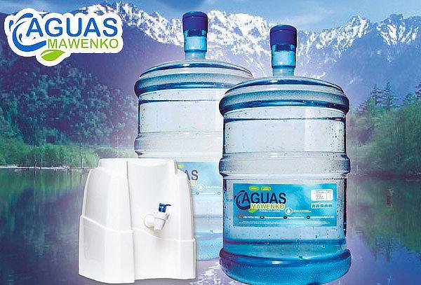 2 Botellones de 20 litros con opción a dispensador