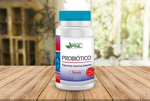 Probiotico Lactobacillus Laboratorio FNL 60 capsulas