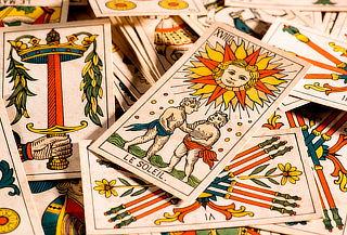Curso de Tarot o Tarot Evolutivo - Psicología de los Arcanos