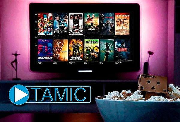 3 Meses de películas y programas ilimitados con Tamic App
