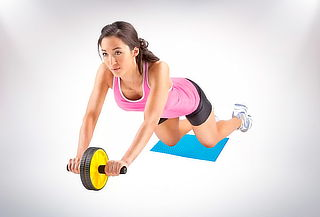 Rueda Abdominal Rodillo Músculos Fitness