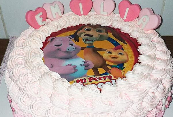 Torta para 10 o 15 Personas + 12 Mini Cupcakes, Puente Alto