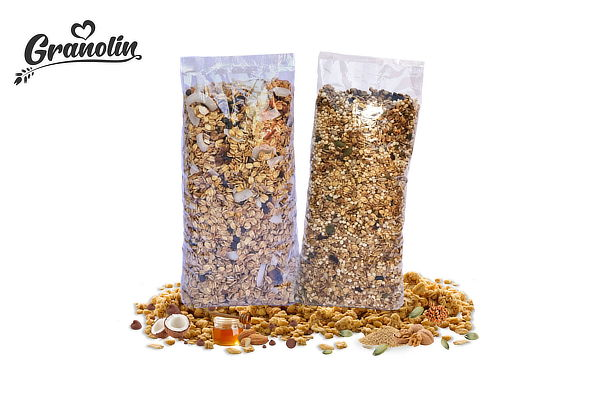 Pack Familiar Granola Premium 2Kg Variedades + Despacho Stgo