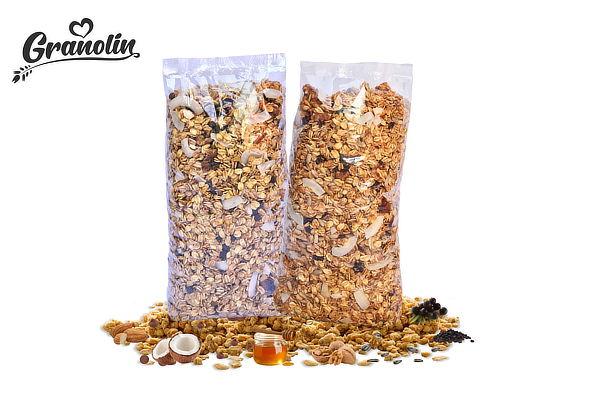 Pack Familiar Granola Premium 2Kg Variedades + Despacho Stgo