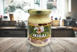 Pasta Artesanal Vegana de Ajo Ikigai + Envío a Domicilio