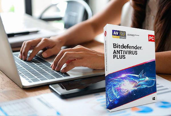 Antivirus Plus Bitdefender® por 1 Año