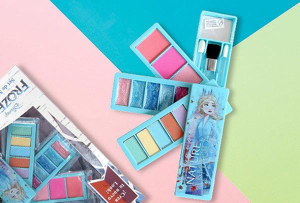 Frozen Maquillaje rectangular ¡Juega a ser Princesa!
