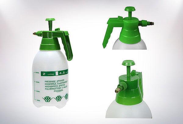 Pulverizador a Presión + Amonio Cuaternario + Despacho