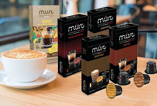 Cápsulas de Café: Elige desde 20 hasta 100. Sabor a Elección