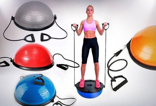 ¡Entrena desde casa! Balón de Resistencia Pilates