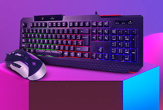Combo teclado y mouse Gamer Technology, Marca Ultra