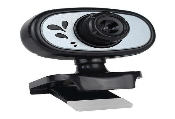 Webcam VGA con Soporte para Pantalla Conexión USB + Envío