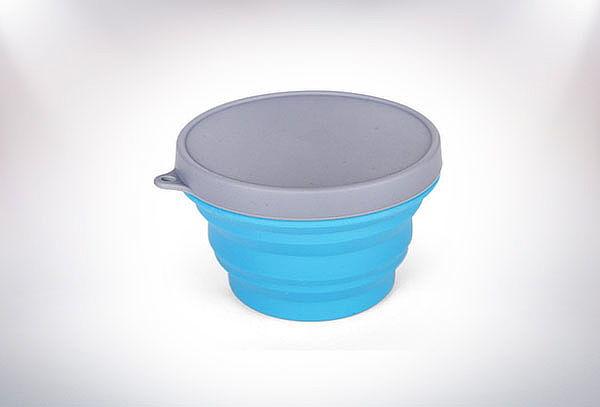 Bowl Plegable Pro Outdoor, Capacidad y Color a Elección