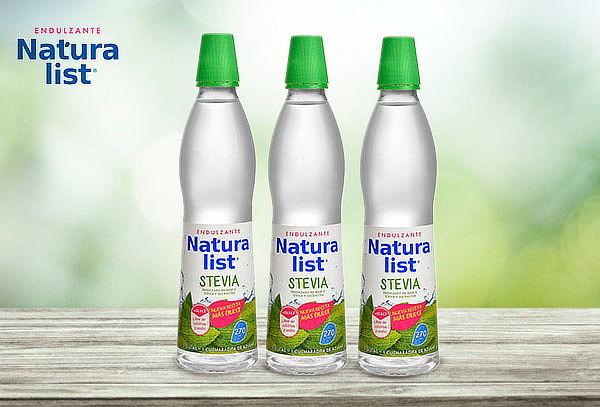 Pack 3 Naturalist Stevia / Sucralosa 270ml