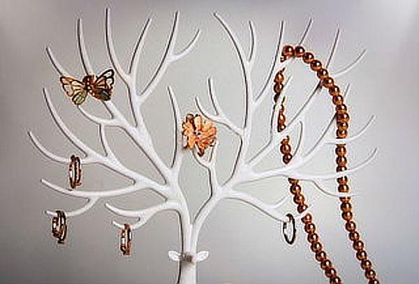 Organizador joyas tipo ciervo