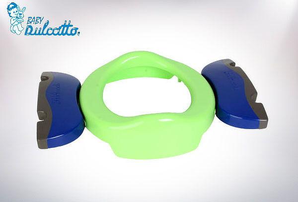 Pelela portatil Potette 3 en 1 c/bolsas bio degradables