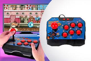 Joypad consola Arcade 145 juegos 16 bits