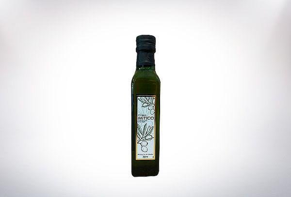 Aceite Oliva extra virgen de 5 Lt. + aceite oliva de 250 cc