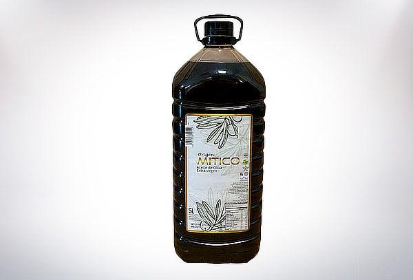 Pack 1 aceite de Oliva de 5 Lt. + 1 Aceto balsámico 5 Lt.