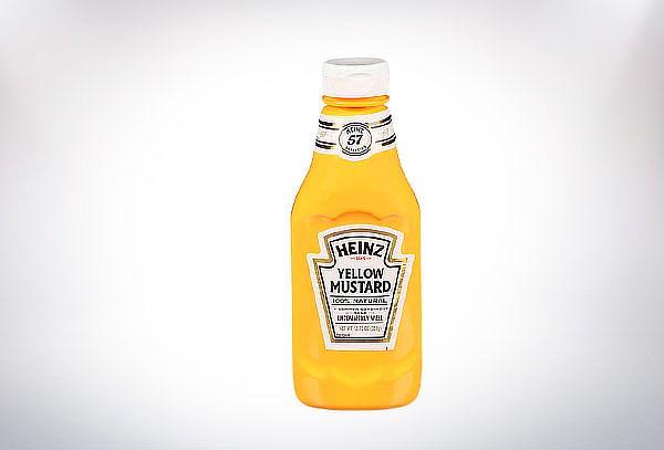 Pack de mostazas Pet de 361 gr. Heinz