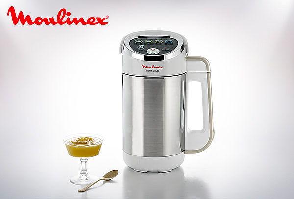 ¡Al Instante! con Easy Soup Moulinex