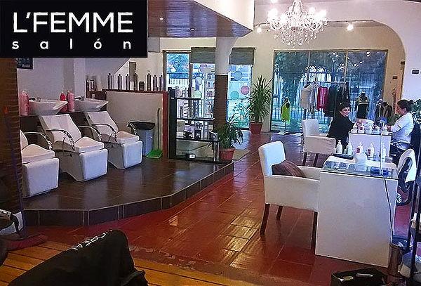 L'Femme Salón: Alisado Keratina