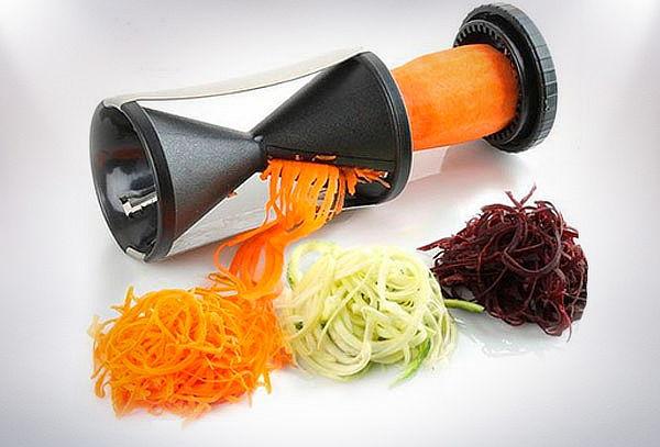 Picador de Verduras en Espiral