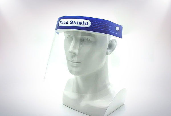 1, 2, 3 o 4 Protectores Faciales de Acrílico