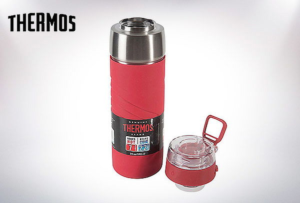 Botella Térmica Hidratación SS 590ml Thermos