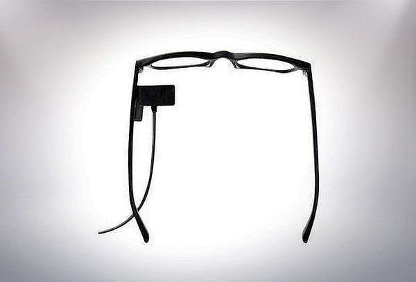 Rastreador de Anteojos Orbit Bluetooth App Negro
