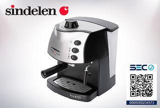 Cafetera Expresso Sindelen CF-4600NG