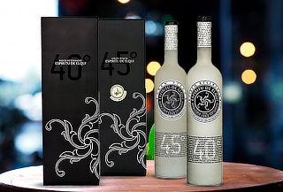 Pack de 2 Botellas de Pisco Espiritu de Elqui