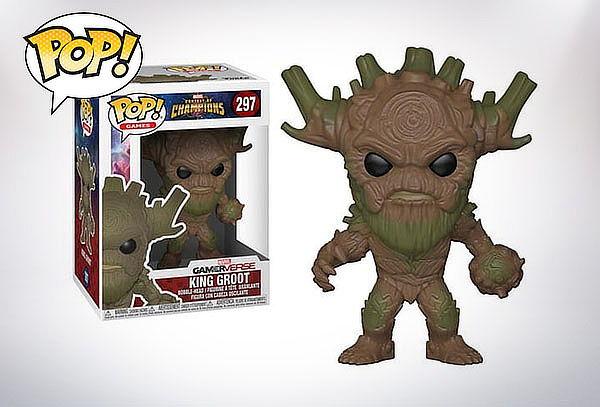 Figuras Funko POP! Marvel