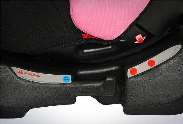 Silla De Auto 0 a 25 Kg Bebeglo BXS-213, Color a Elección