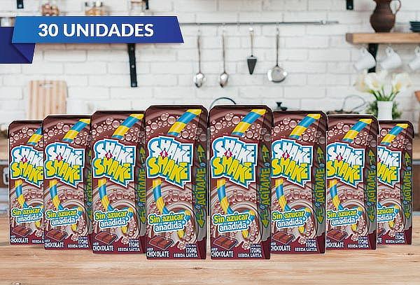 Pack 30 Shake Shake Chocolate 170 ml