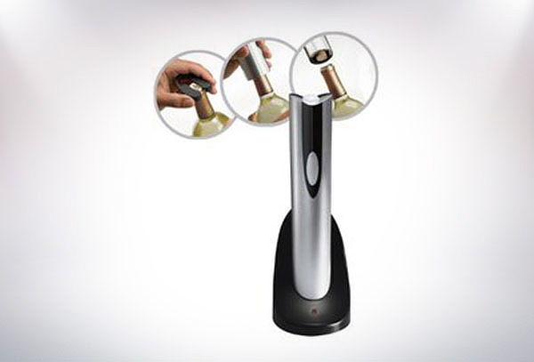 Descorchador eléctrico recargable Oster 4207