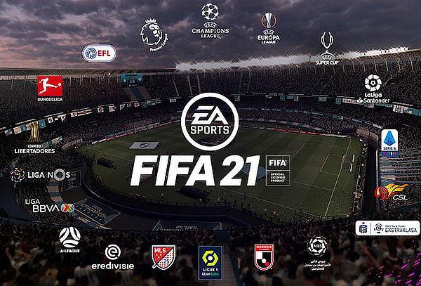 FIFA 21 para XBox One