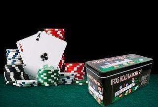 Set de Poker 200 Fichas