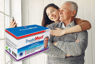 ProstaMax Tratamiento Masculino 30 Cápsulas