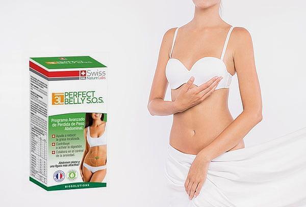 Perfect Belly Metabolizador de grasa para 2 Meses